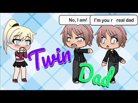 Identical twin dads Part 2   Gacha life mini movie