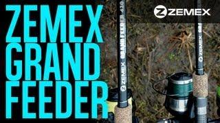 Фидер zemex grand feeder 360 до 90грк