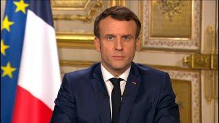 🔴 Suivez les nouvelles annonces de Macron sur le coronavirus