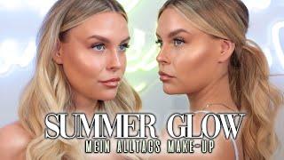 Mein ALLTAGS Make-up - 2020 - so bekommt Ihr SUMMER GLOW 😍✨ | Dagi Bee