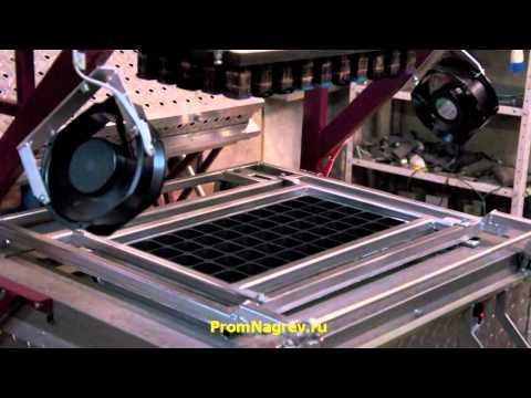 Вакуум-формовочная машина: производство кассет для рассады