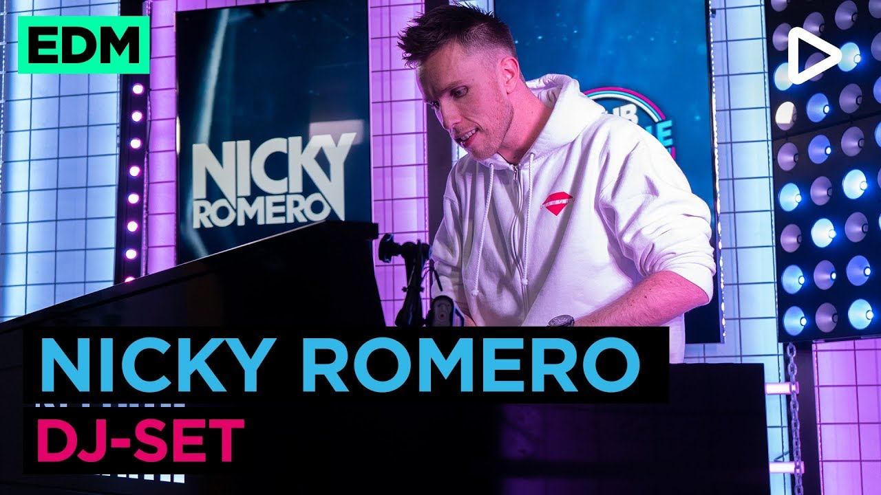 Nicky Romero - LIve @ SLAM! 2019
