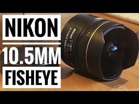 Nikon 10.5mm f2.8 Fisheye Lens Review with Samples!