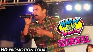 """Happy Go lucky"" Promotional Tour ""Karnal"" 
