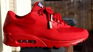 1c308377f33 Closer Look  Nike Air Max 90 Hyperfuse -
