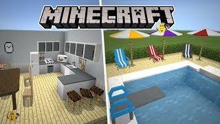 ⭐Novos Móveis Realista No Minecraft PE/Win10- (Decoração) #4