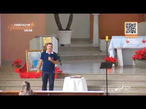 1ª Pregação do Cenáculo de Pentecostes On-line | Jovencir Florêncio