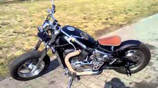 Suzuki vz800 bobber - Most Popular Videos