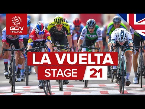 Video | Samenvatting etappe 21 Vuelta a Espana 2019