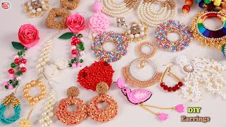 Hit! 25 Fashion DIY Earrings! Wedding Wear, Daily Wear, Party Wear Outfits