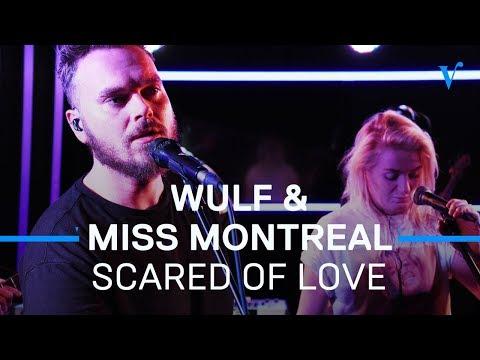 Wulf & Miss Montreal doen Scared Of Love live! | Veronica Ochtendshow met Giel