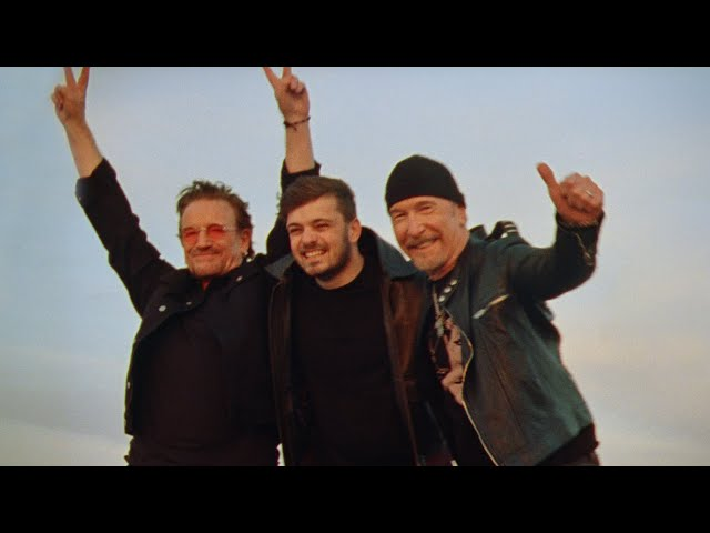 We Are The People (Feat. Bono & The Edge) - MARTIN GARRIX