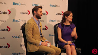 Ryan Eggold & Megan Boone talk 'The Blacklist'