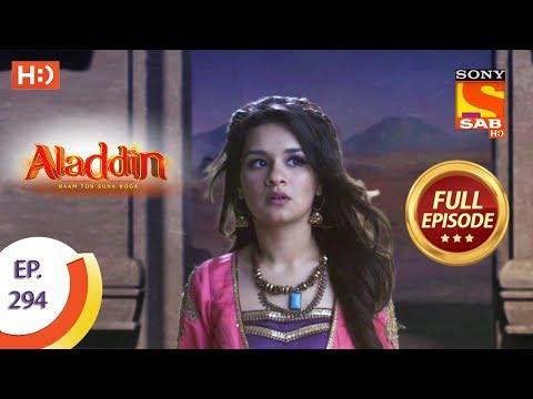 Aladdin Ep 294 Full Episode 1st October 2019