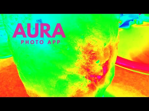 """Aura"" Photography App"