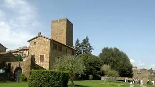 preview picture of video 'TUSCANIA (VT) PARCO DELLA TORRE DI LAVELLO SUL COLLE RIVELLINO, MERAVIGLIOSO - EMATUBE @ 03/05/2013'