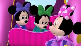 Клуб Микки Мауса - Сезон 5 эпизод 6 - Зимний бал бантиков. Часть 2 |мультфильм Disney