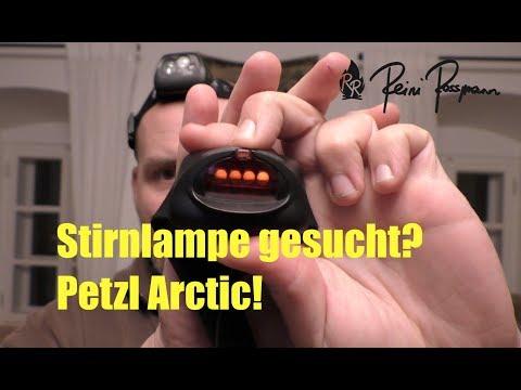 Petzl Actik Core - Eine solide Stirnlampe