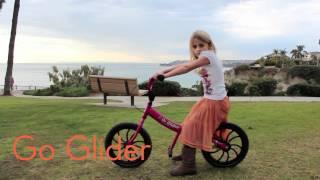 Glide Bike Balance Bikes by Devan