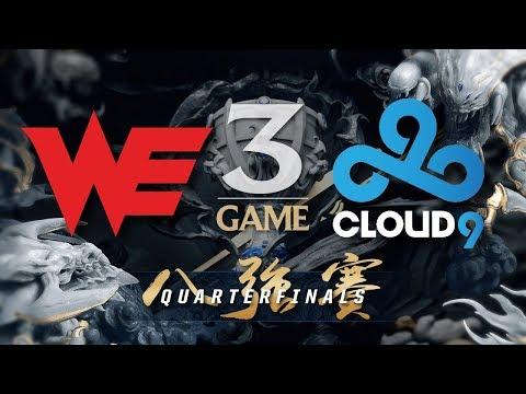 we c9 game3
