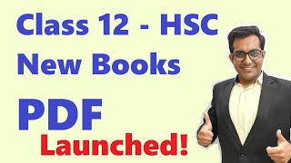 class 12th New Books Pdf Released !