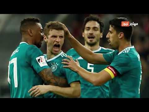 العديد من لاعبي المنتخب الألماني هم من أصول مهاجرة