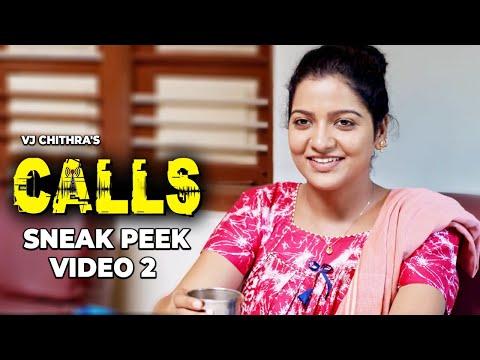 VJ Chithra\'s CALLS - Sneak Peek Video 2