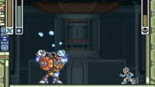 Mega Man X, Ep. #06: Spark Mandrill