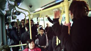 preview picture of video 'Slam en Bus - Poitiers, Mars 2012'