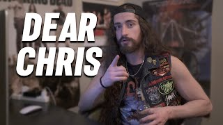 Dear Chris: Starting A Youtube Channel / Buying Band Merch
