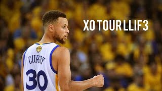 "Stephen Curry ""XO TOUR Llif3"""