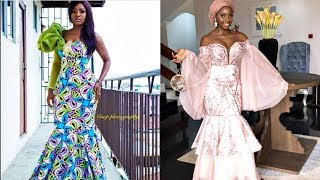 CLASSY AFRICAN CLOTHING#LATEST AFRICAN FEMALE FASHION.
