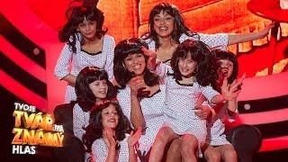 """Adéla Gondíková jako Cher """"The Shoop Shoop Song""""   Tvoje tvář má známý hlas"""