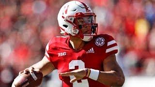 Nebraska QB Adrian Martinez || 2018 Season Highlights