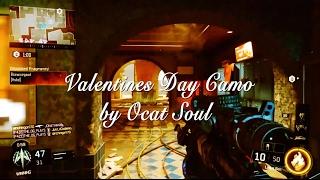 Ocat Soul - Fake Stuff - Valentines Day Camo