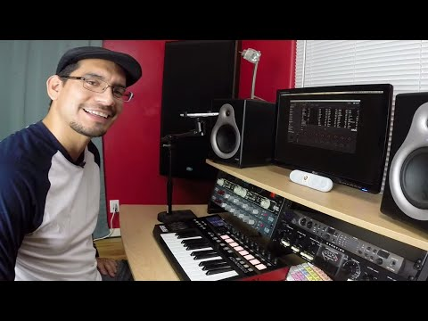 Akai Advance 49 - Product Demo with Alex Solano
