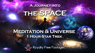 Galaxy background video | Galaxy Space Stars travel | Cosmic Space journey | Space trip | #Milkyway