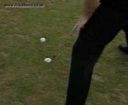 Rick Adams Golf Entertainment