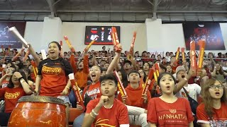 ABL9 || Sights and Sounds: Home Game 10 vs CLS Knights 24/02