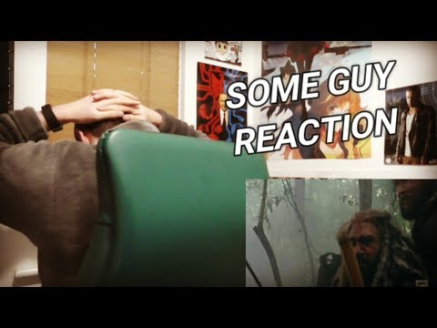 THE WALKING DEAD - 8X04 SOME GUY REACTION