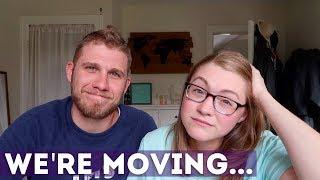 WE'RE MOVING | TRANSPLANT EVALUATION RECAP
