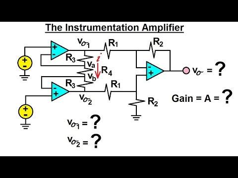 Instrumentation Amplifiers - Instrument Amplifiers Latest