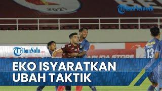 Persis Solo vs PSIM Jogja Sempat Tanpa Shot on Goal, Coach Eko Isyaratkan Ubah Taktik
