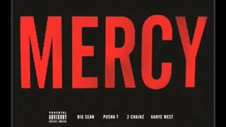 Kayne West feat. Big Sean, T & 2 Chainz - Mercy