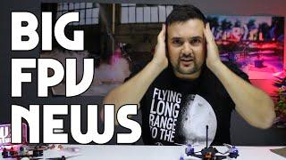 DJI NEBULA, RADIO MASTER, SHARK BYTE, GIVEAWAY + more FPV NEWS