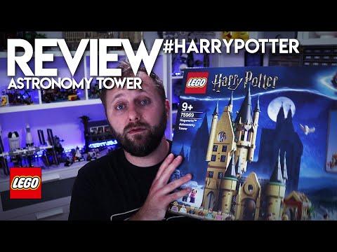 Vidéo LEGO Harry Potter 75969 : La Tour d'astronomie de Poudlard