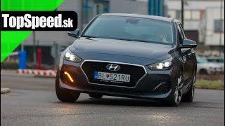 Hyundai i30 Fastback test - Maroš ČABÁK TopSpeed.sk