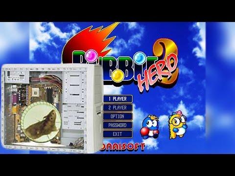 Giochi Vecchi su PC Vecchi - Bubble Bobble