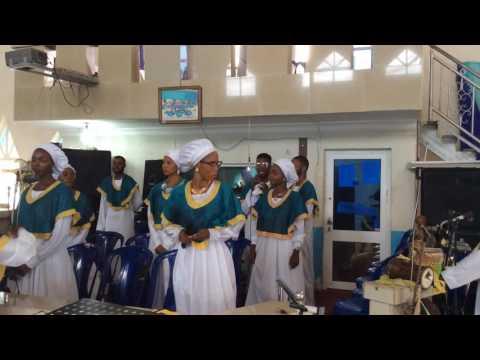 Gba Aye Mi Oluwa. By Araromi Glorious Cathedral Choir