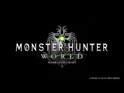新企劃《魔物獵人 世界》柏青嫂公開